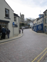 Hawes main street