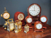 Sturmans Antiques. Some of our clocks for sale