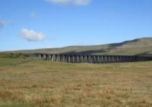Ribble Head Viaduct, Near Hawes, North Yorkshire