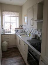 holiday cottage kitchen Hawes, North Yorkshire
