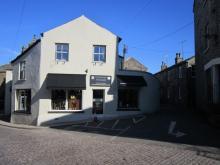 Sturmans shop in Hawes